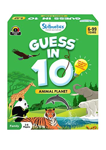 Guess in 10 Animal Planet