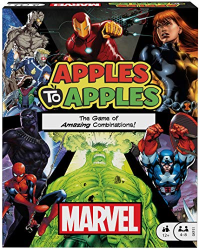 Apples to Apples: Marvel Edition