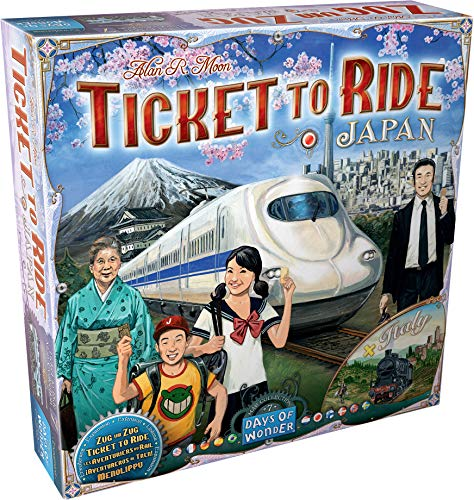 Ticket To Ride: Japan