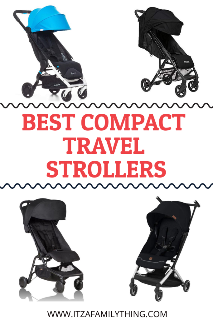 Best Compact Travel Stroller_1