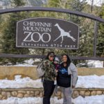 Cheyenne Zoo with Toddler
